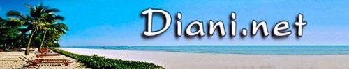 Logo Diani Beach plage et palmeraie Kenya